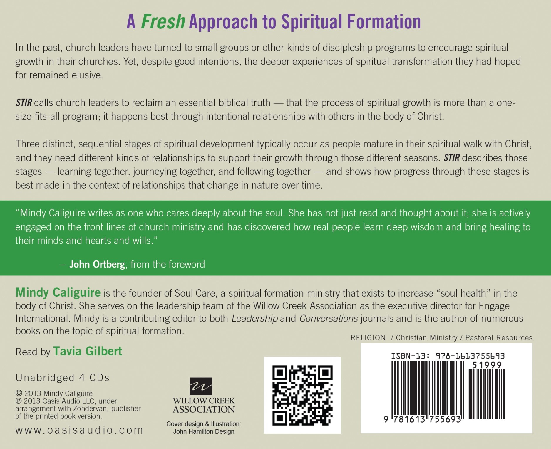 e-book STIR: Spiritual Transformation In Relationships