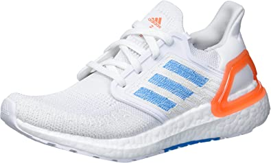 Adidas Men S Primeblue Ultraboost 20 Running Shoe Road Running
