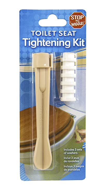 Toilet Seat Tightening Kit.Toilet Seat Tightening Kit