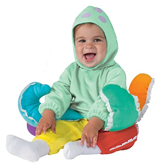 Rubie's Costume Co. Baby Rainbow Octopus Costume, As Shown, 12-18 Months