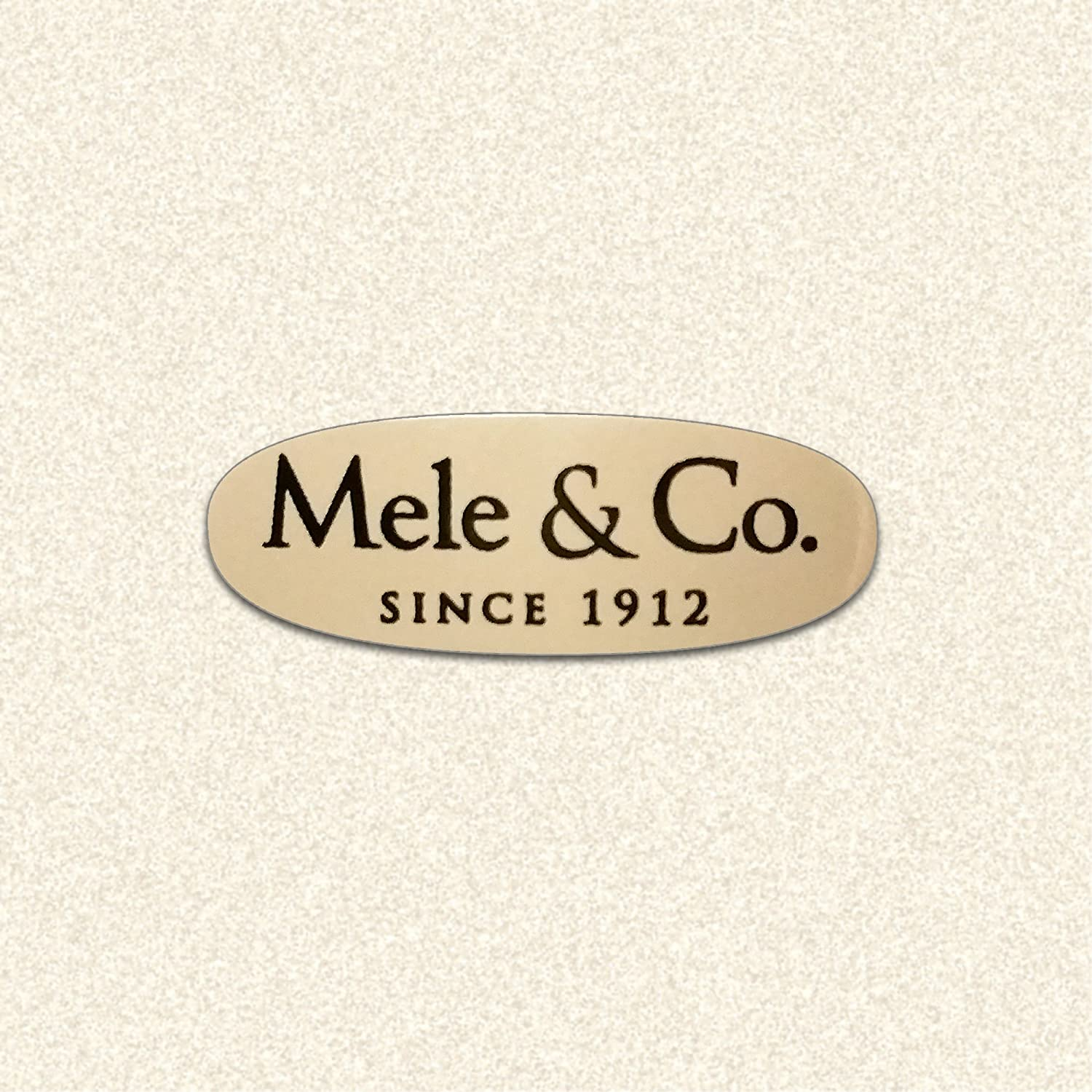 Mele /& Co Cameron Plush Fabric 35 Section Jewelry Box in Black