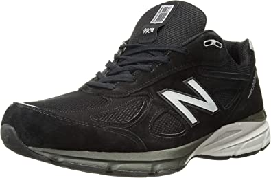 Amazon.com | New Balance Men's Made in Us 990 V4 Sneaker ...