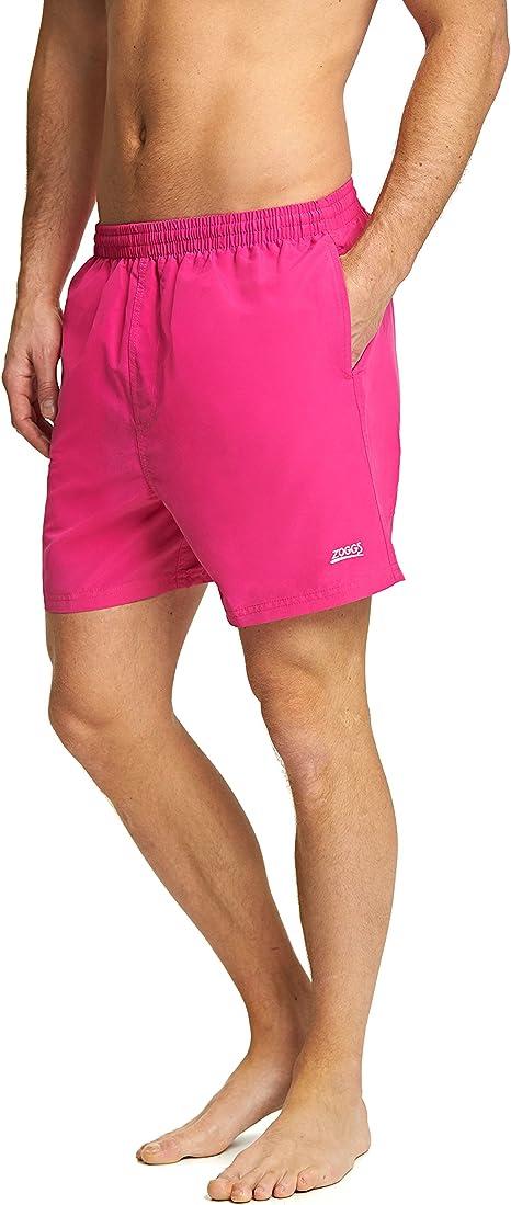 TALLA 2 X-grande. Zoggs Penrith del Hombres Pantalones Cortos