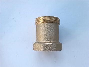 Zentralheizung Pumpe Adapter 50 mm x 1 130–180: Amazon.de: Baumarkt