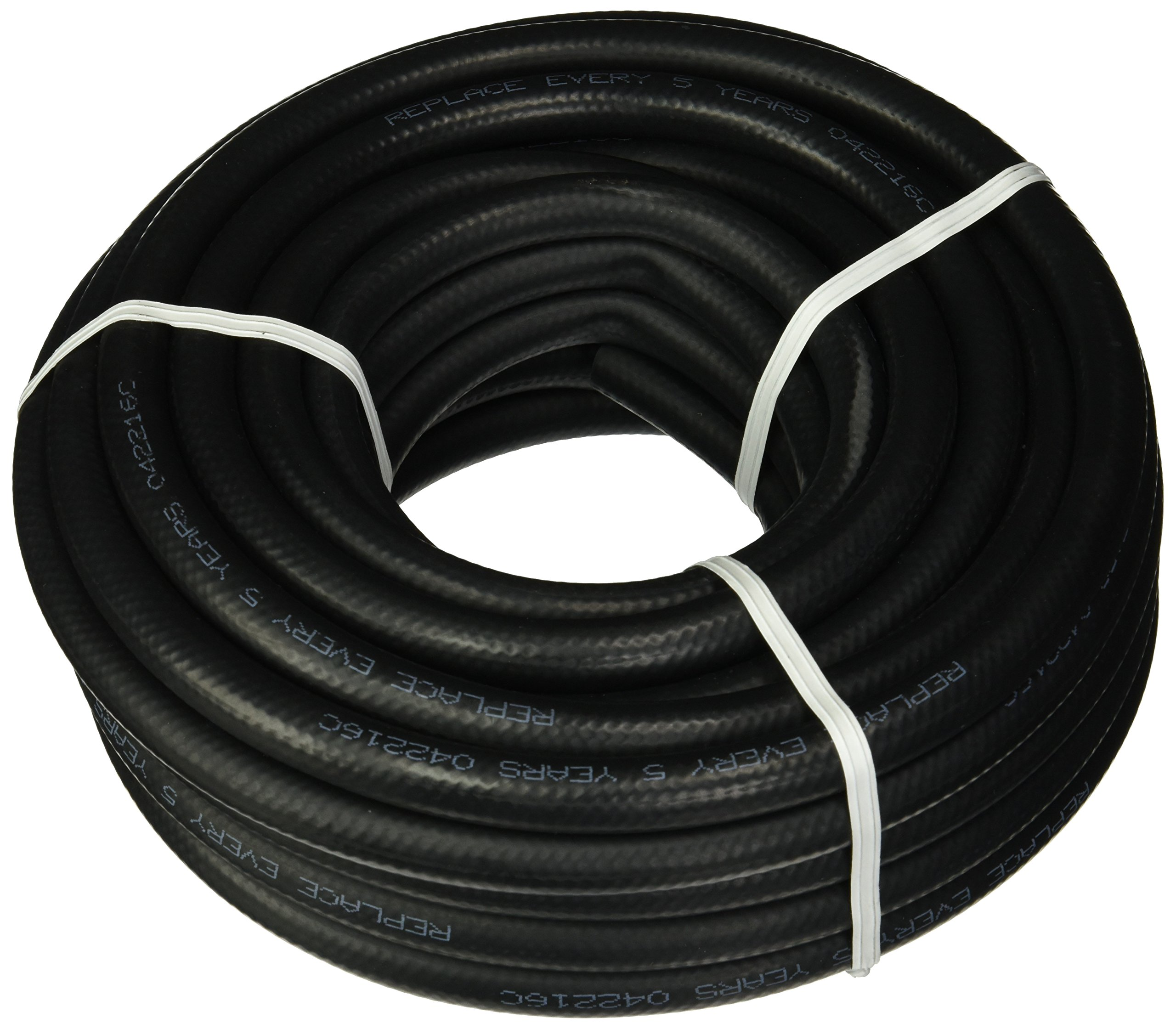 Abbott Rubber X1110-0381-50 EPDM Rubber Agricultural Spray Hose, 3/8-Inch ID by 50-Feet