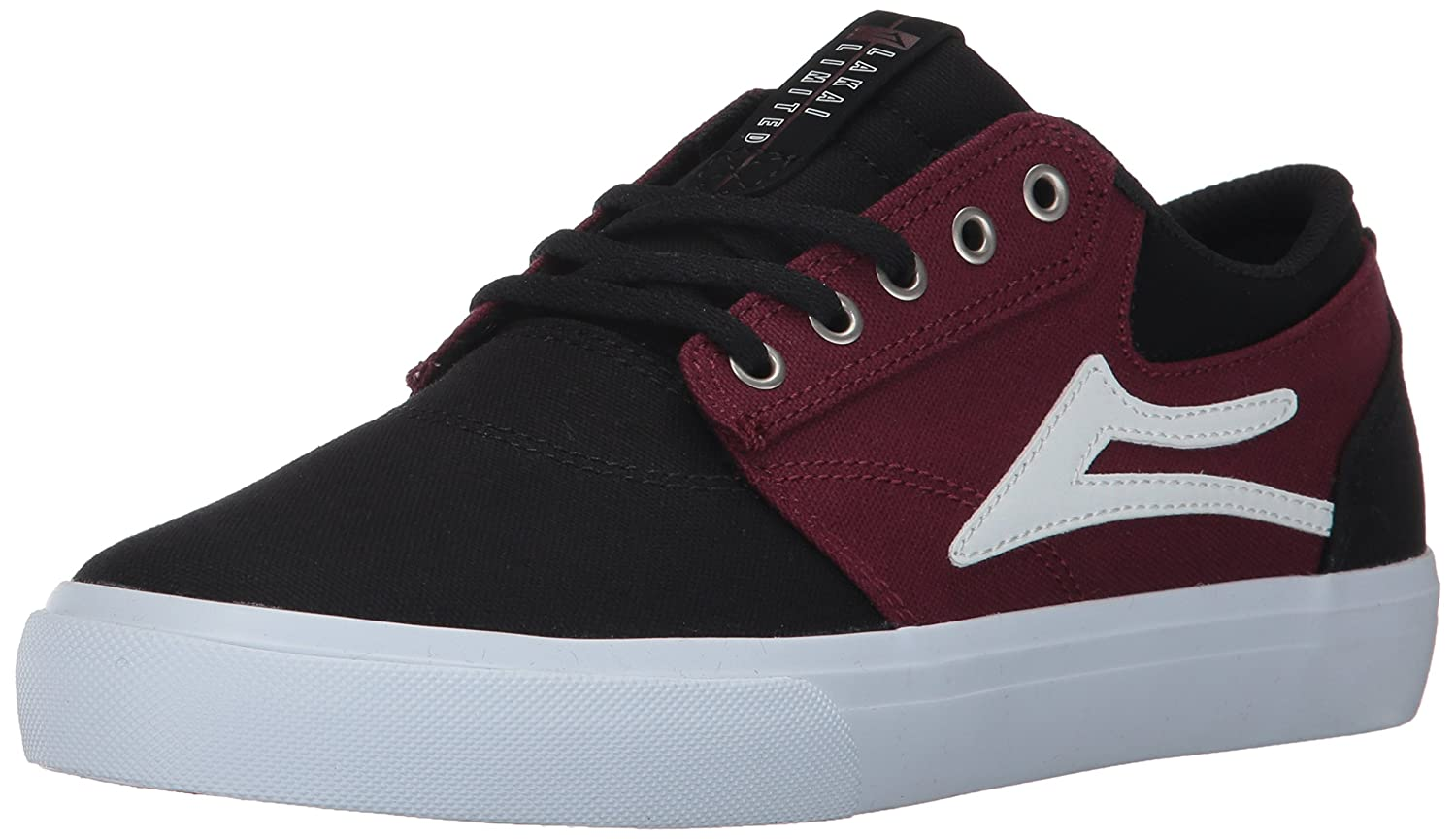 Lakai Griffin Skate Shoe B01N5OZKMW 11.5 M US|Port Canvas