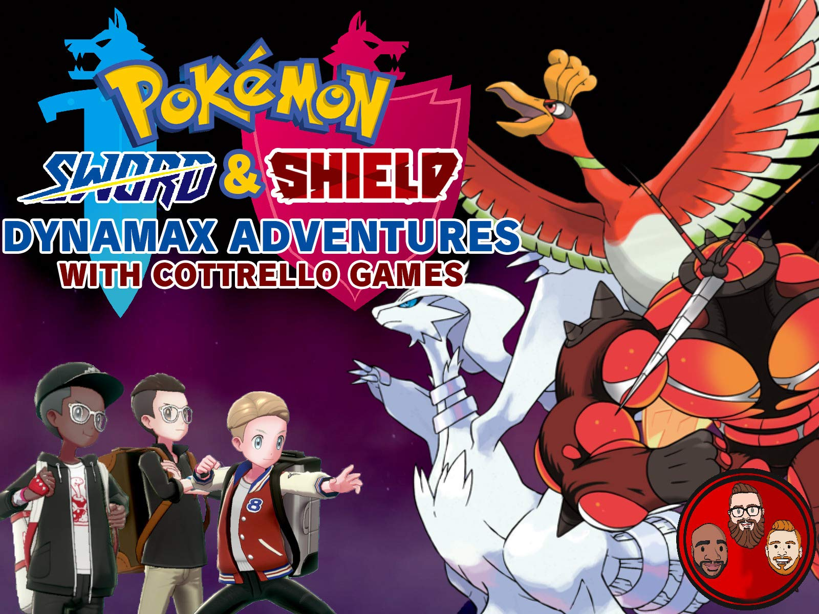 Clip: Pokemon Dynamax Adventures with Cottrello Games