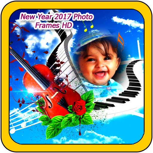 Amazoncom New Year 2017 Photo Frames Hd Appstore For Android
