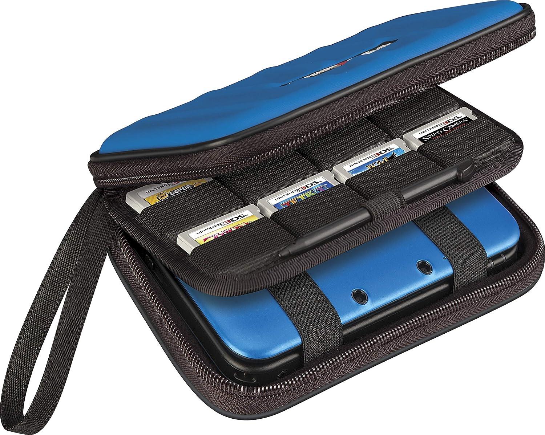 Amazon.com: Nintendo 3DS XL505 Case - Blue: Video Games