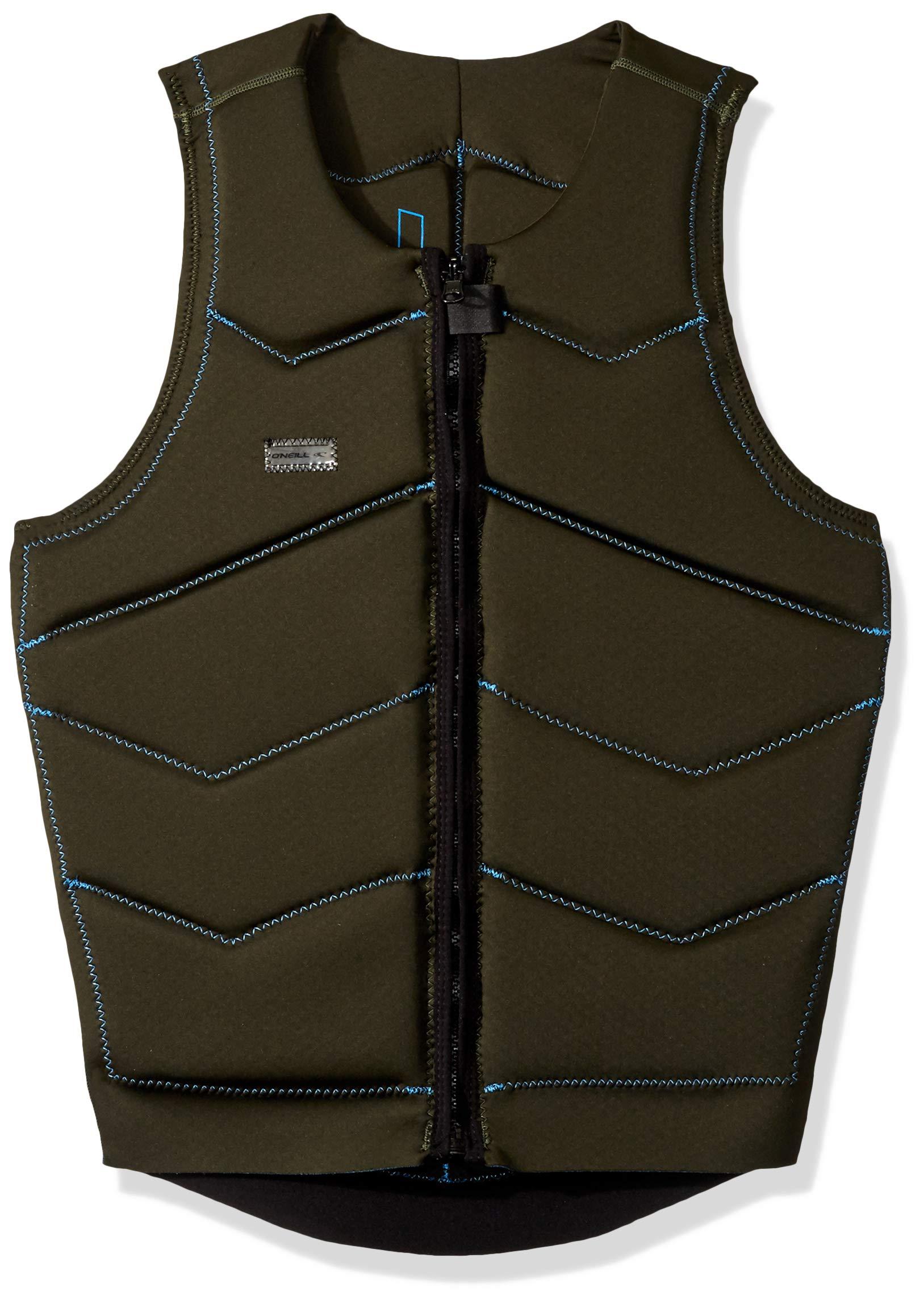 O'Neill Wetsuits Men's Hyperfreak Comp Vest, Fade Blue: Ocean, Medium by O'Neill Wetsuits