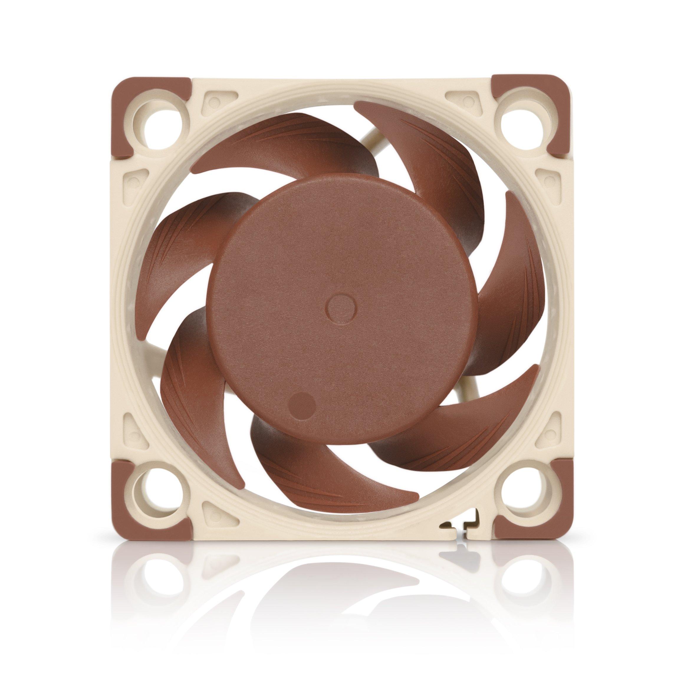3-Pin Noctua Nf-A4X20 Flx 40X20Mm, Brown Premium Quiet Fan