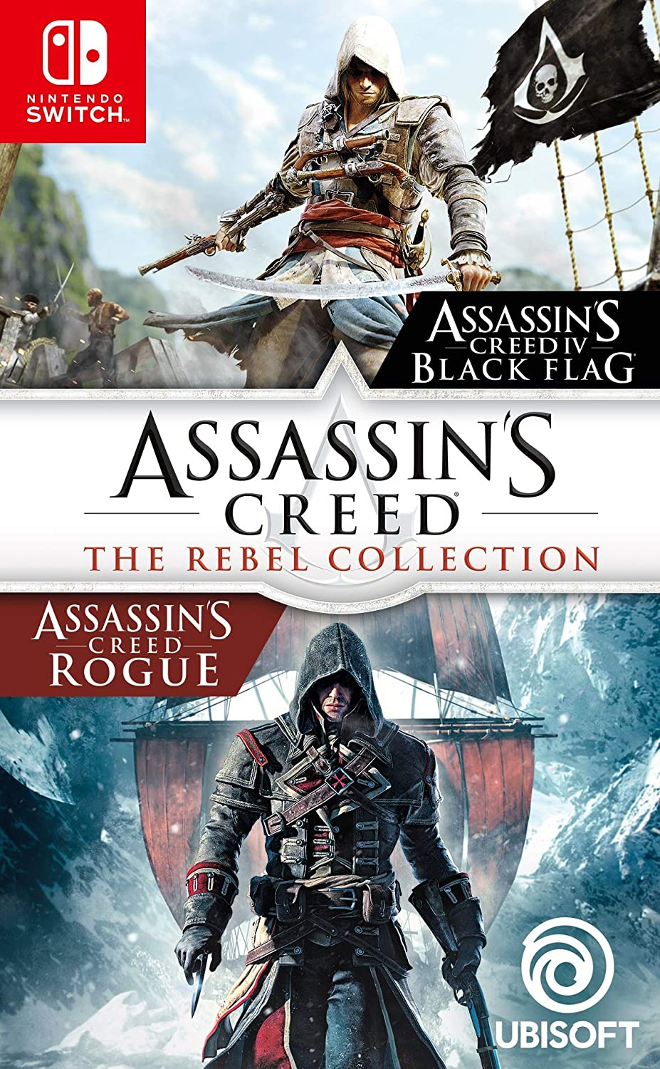Assassins Creed Rebel Collection - Nintendo Switch [Importación ...