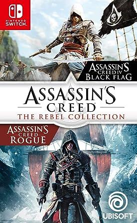Assassins Creed Rebel Collection - Nintendo Switch [Importación ...