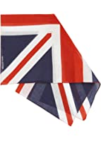 Balingi Bandana unisexe avec le motif de l'Angleterre carré BA10238