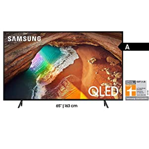Samsung Q60R 163 cm (65 Zoll) 4K QLED Fernseher (Q HDR