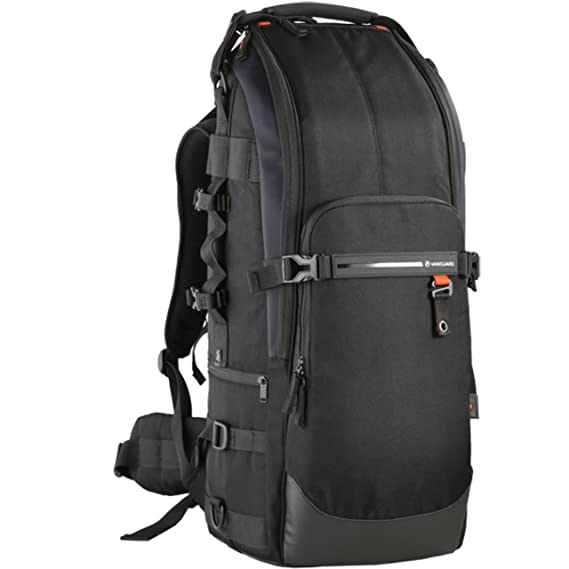 Vanguard Brand Quovio 66 Back Pack for Telephoto Lens Up to 600 mm f/4.0  amp; Some 800 mm f/5.6 Camera Backpacks