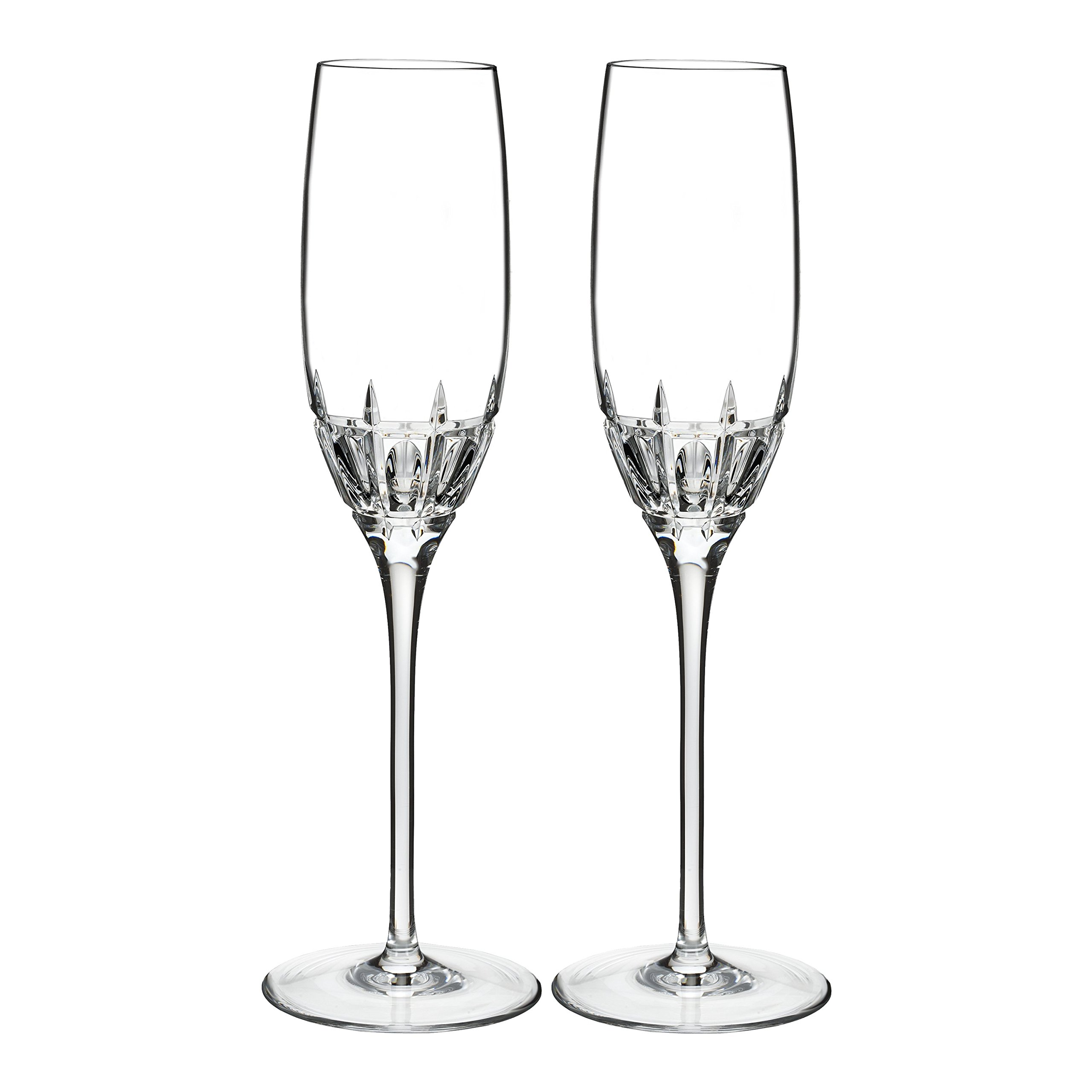 Marquis By Waterford, HARPER FLUTE 7 OZ, SET of 2 by Marquis By Waterford (Image #1)
