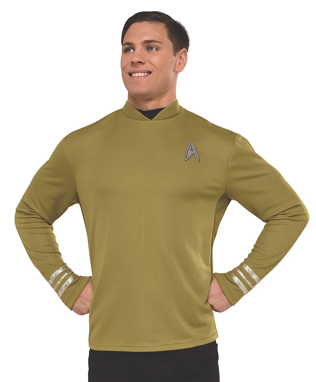 Rubies Disfraz de Capitán Kirk Star Trek para Hombre: Amazon.es ...