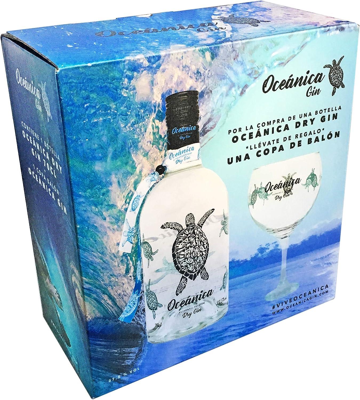 On-Pack Oceánica Dry Gin: Amazon.es: Alimentación y bebidas