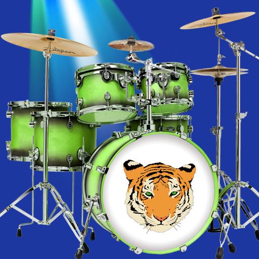 Heavy Hi Hat Cymbals - Drum Set Kid (Ad