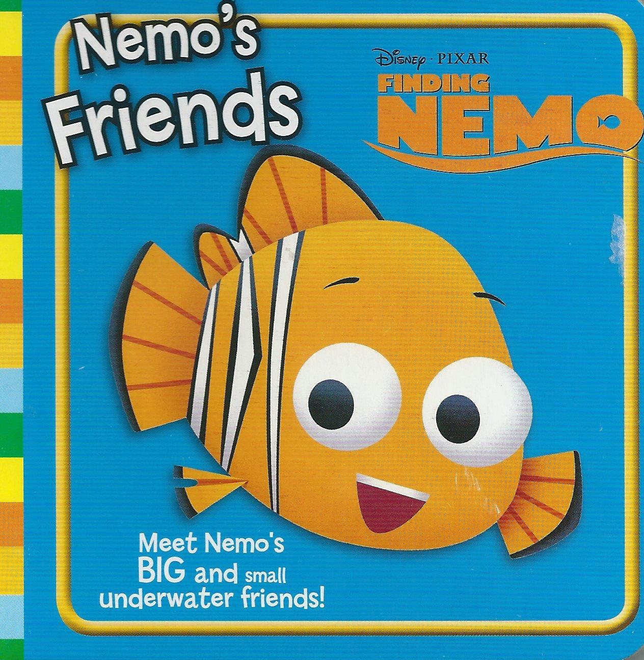 "Disney ""Finding Nemo"": Nemo's Friends pdf epub"