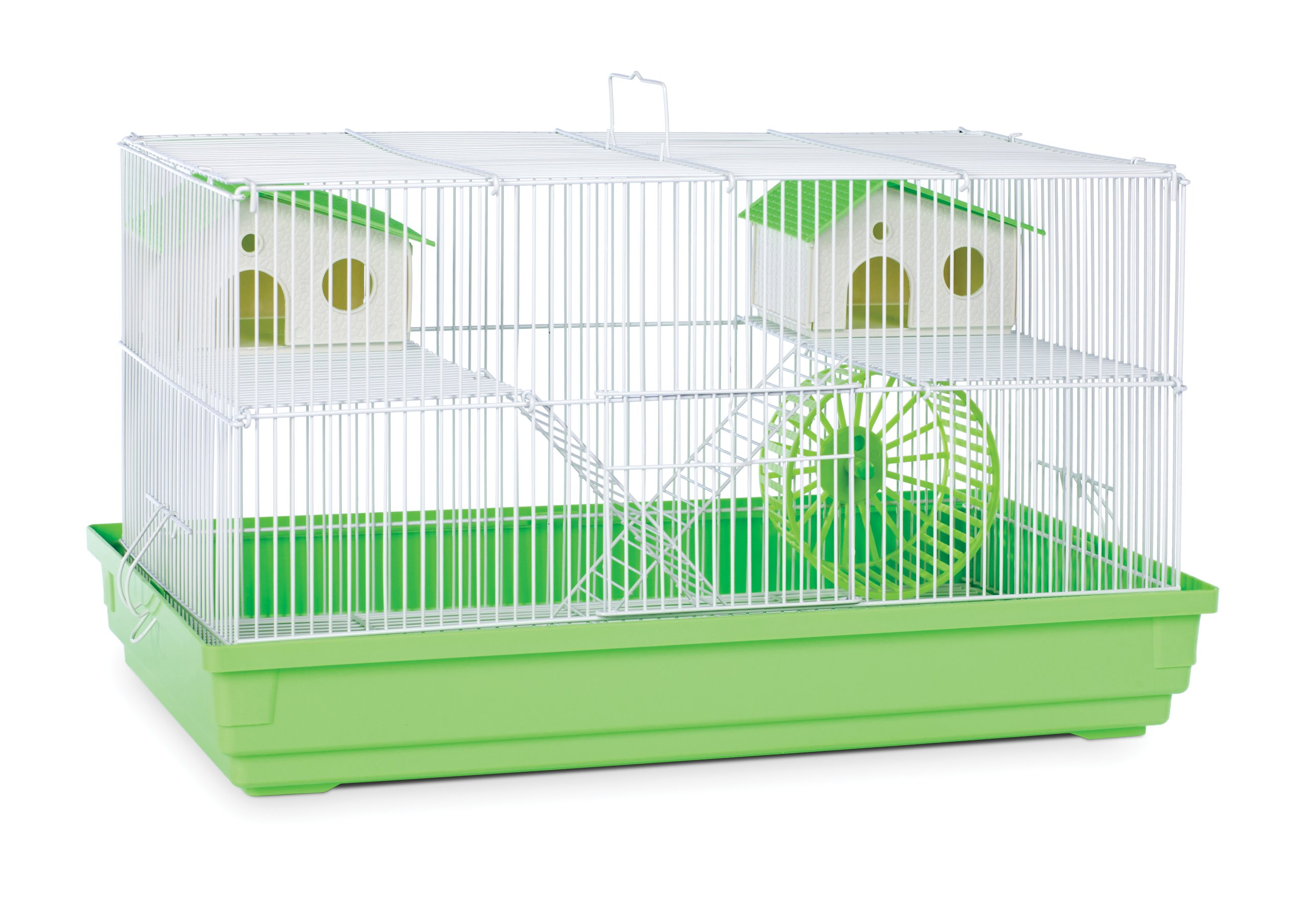 Prevue Hendryx SP2060G Deluxe Hamster and Gerbil Cage, Lime Green