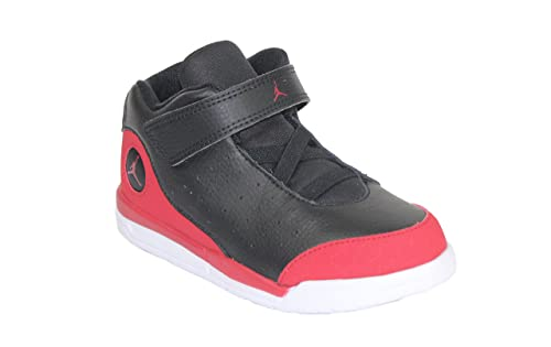 c3be2244ab22 Jordan Flight Tradition BT Boy s Toddlers Shoes Black Gym Red White  819540-001 (7)  Amazon.ca  Shoes   Handbags