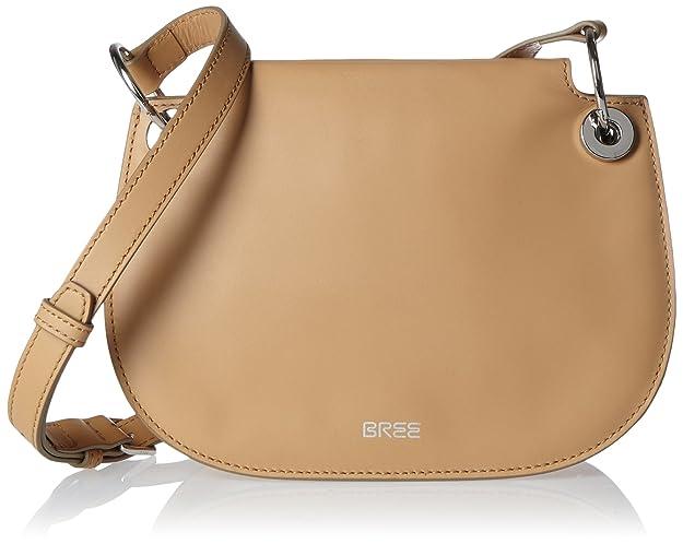 Womens Cordoba 1, Camel, Cross Shoulder W17 Cross-Body Bag Bree