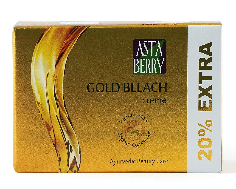 Astaberry Gold Bleach Crème - (300 gm)