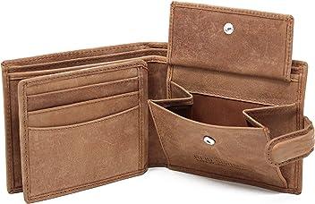 9e277aa0f522 Amazon.co.uk: STARHIDE: Wallets For Men