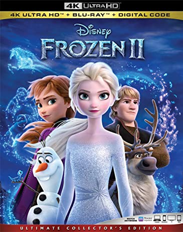 Frozen 2 2019 BluRay 720p ORG Dual Audio In Hindi