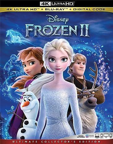 Frozen 2 2019 BluRay 720p ORG Dual Audio In Hindi