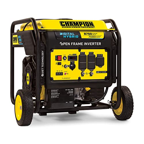 Champion Power Equipment 100520 Inverter, Yellow