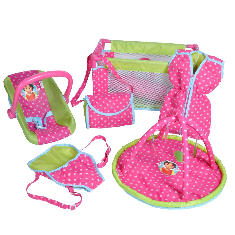 Todos los productos obtienen hasta un 34% de descuento. Knorrtoys - Accesorio Accesorio Accesorio para muñeco bebé (81153)  barato y de alta calidad