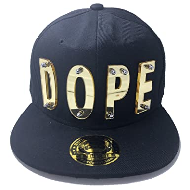 buy popular 9300d 0fa95 DOPE HAT IN BLACK at Amazon Women s Clothing store