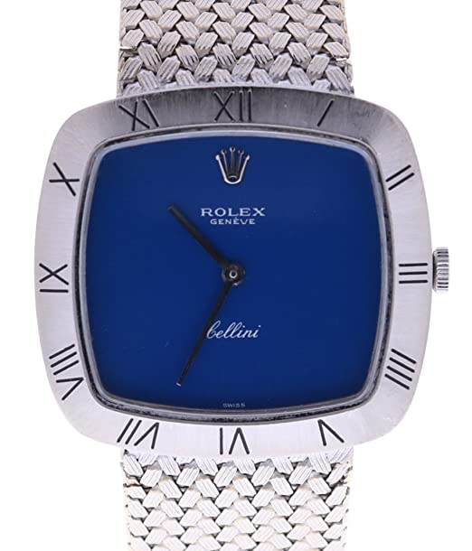 Rolex Cellini cuarzo mujer reloj Cellini (Certificado) de segunda mano