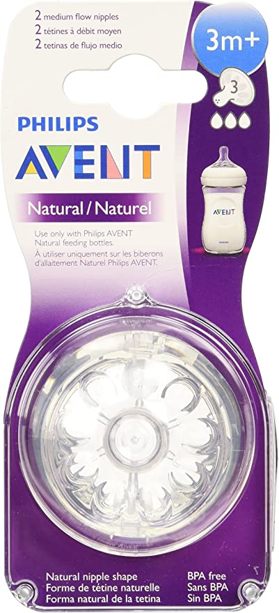 Avent Natural Fast Teat