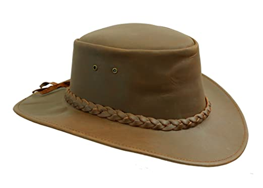 Kakadu Traders Australia - Sombrero Cowboy - para Hombre  Amazon.es ... 5ca489ee698