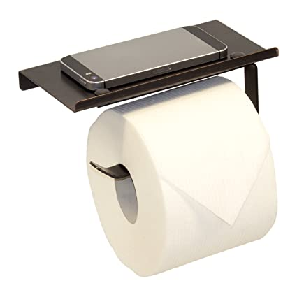 Amazon Neater Nest Reversible Toilet Paper Holder With Phone Interesting Paper Dispensers Bathroom Style
