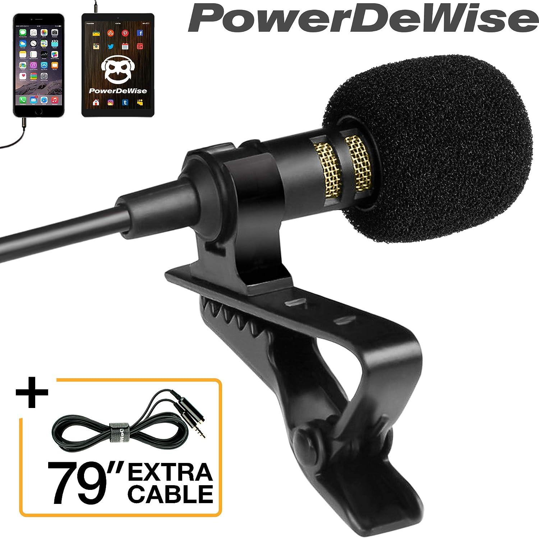 Capacitive Headphone Microphone TBANG Cellphone Microphone Mini Microphone Microphone