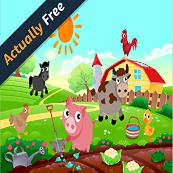 Amazon Com Kids Farm Animal Sounds Appstore For Android