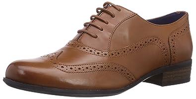3e83c3a649b Clarks Women s Hamble Oak Brogues  Amazon.co.uk  Shoes   Bags