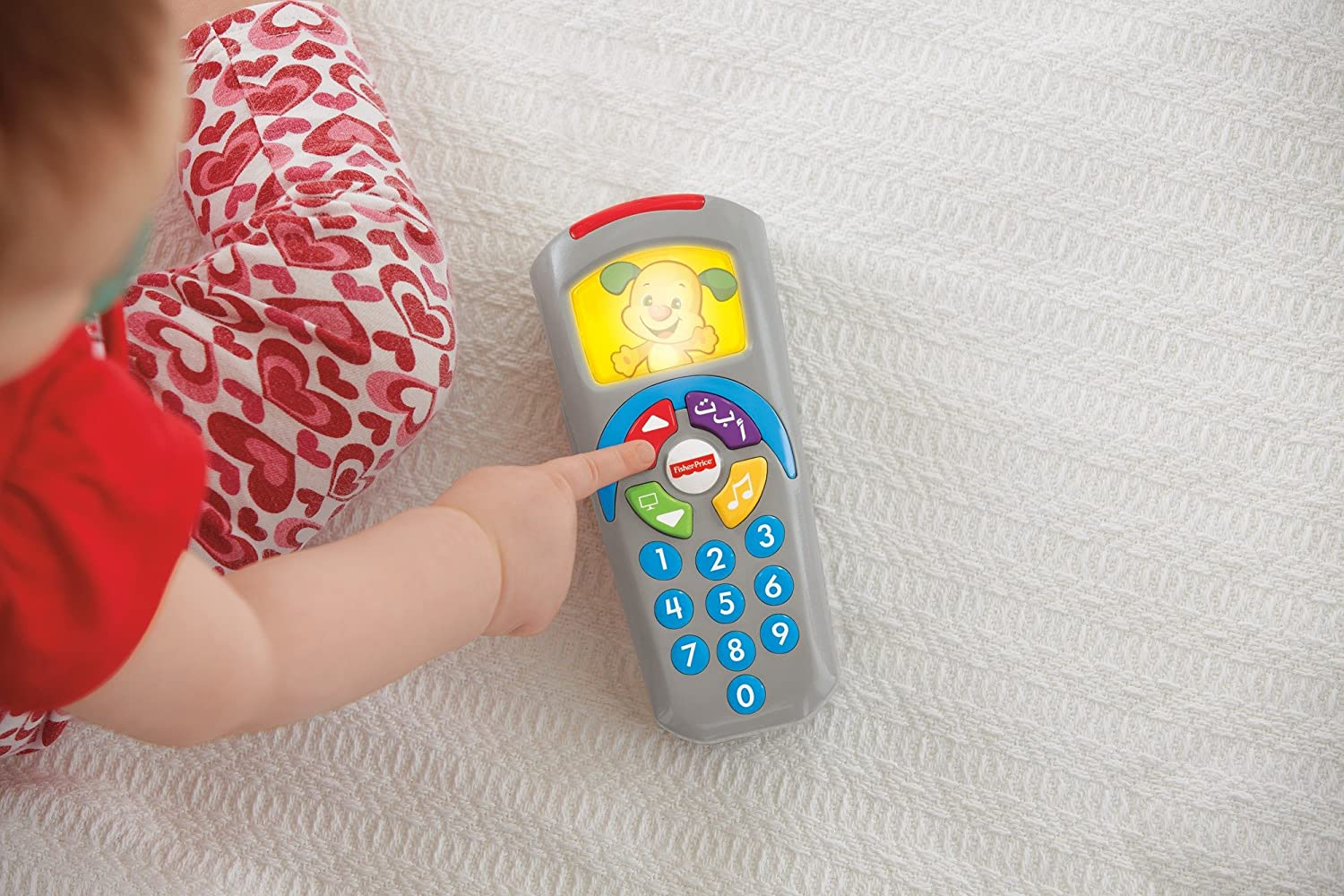 Fisher-price Laugh and Learn Puppys Remote