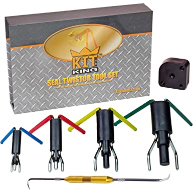 Details about  /SealTool Seal Twistor IT TOOL SET-A 5 Piece Hydraulic Seal Installation Tool Kit