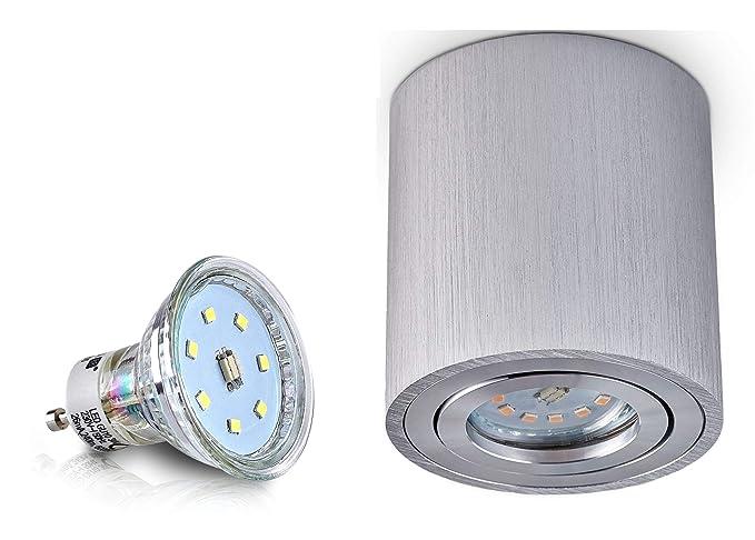 Plafoniera Da Incasso Led : Lampadari da soffitto luci led spot downlight incasso