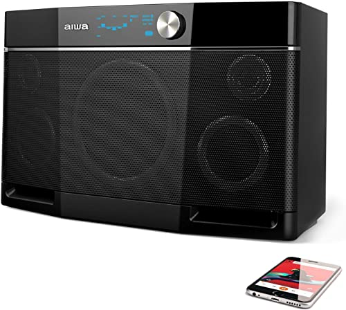 Aiwa Exos-9 Portable Bluetooth Speaker