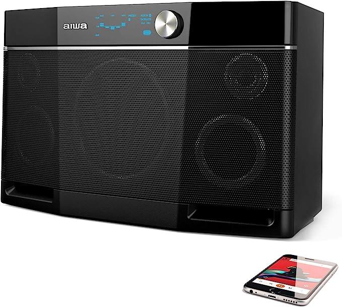 Amazon.com: Aiwa Exos-9 Portable Bluetooth Speaker: ElectronicsLive viewers eye icon