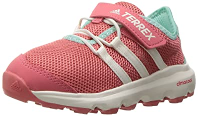 adidas outdoor Terrex Climacool Voyager CF Lace-up Shoe Tactile Pink Chalk  White  70e76a9c2