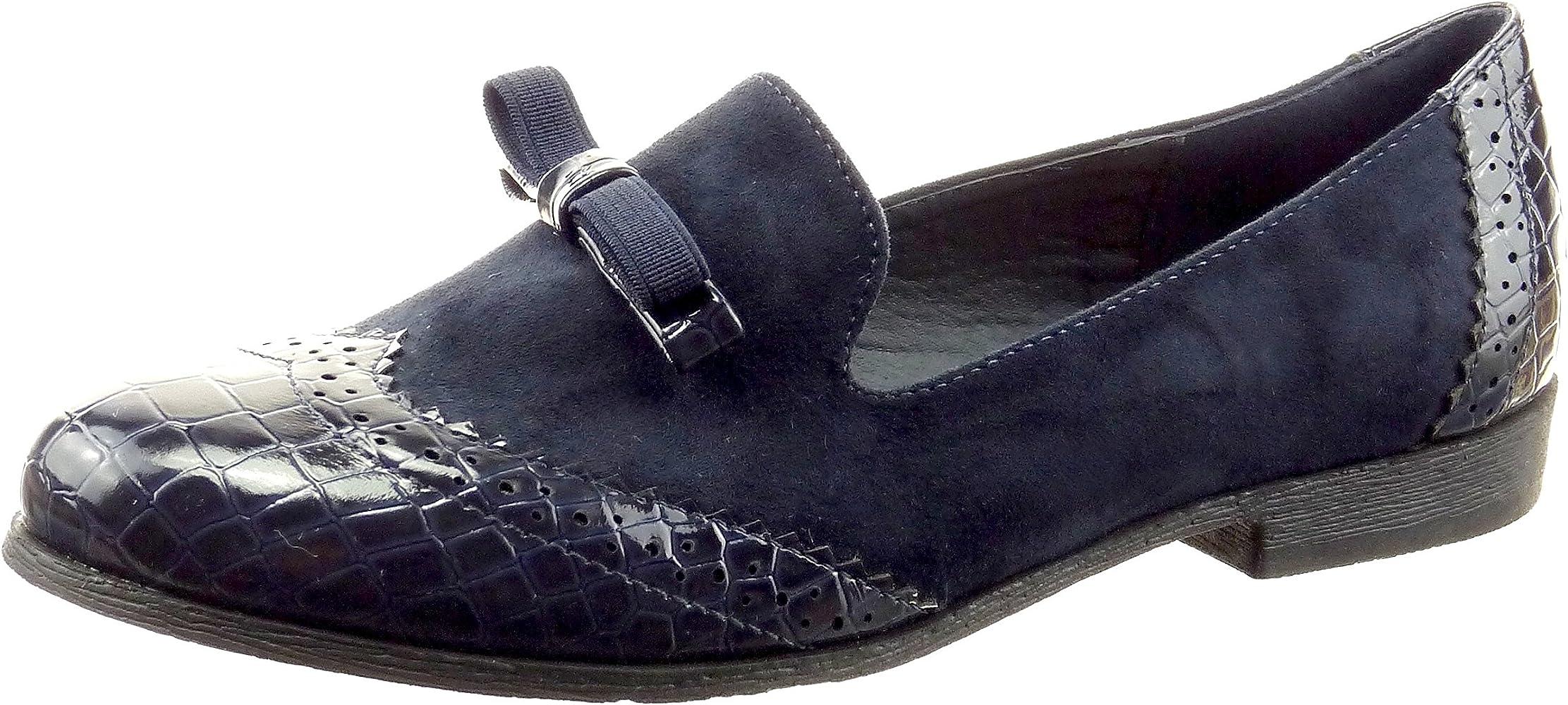 Sopily - Zapatillas de Moda Mocasines Bailarinas Tobillo ...