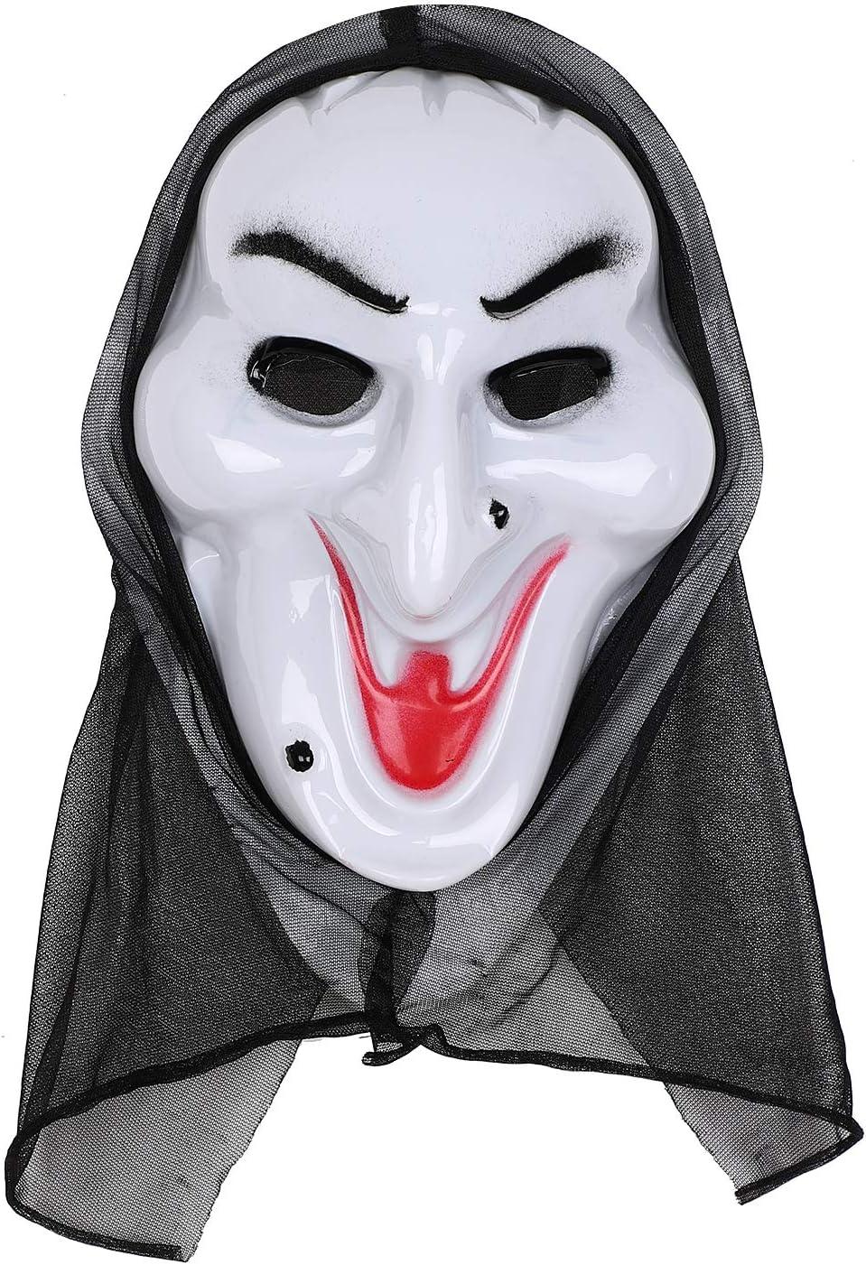 Horrific Scary Full Face Masquerade Fancy Ball Halloween Lightweight Mask